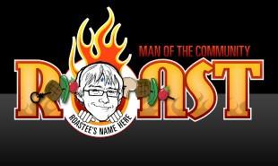 Community Roast Logo