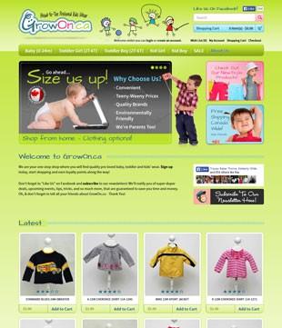 GrowOn.ca Website