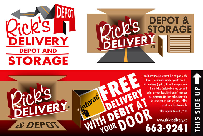 Ricks Delivery Coupon