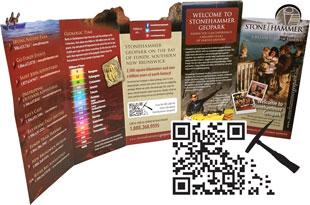 Stonehammer Geopark Brochure