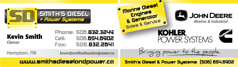 Smith's Diesel Business Card