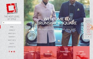 Brunswick Square Website