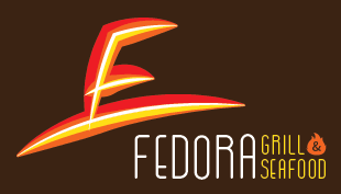 Fedora Grill & Seafood Logo